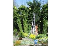 Henchman Tripod Ladder 16 feet (4.8m)
