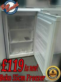 Under Counter Freezer Beko 55cm