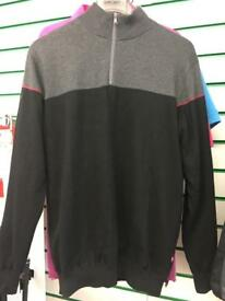 Ping Lined Sweater