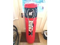 4ft Punch bag / Kick Bag + Chain / NEVER USED