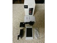 Sony xperia **E** factor unlocked smart phone complete boxed