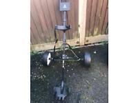 Stow-A-Way Pull Golf Trolley
