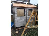 Free 6ftx4 shed