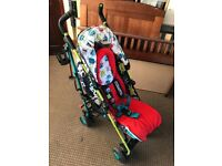 Folding buggy - almost new