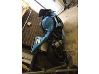 2008 Suzuki gsxr