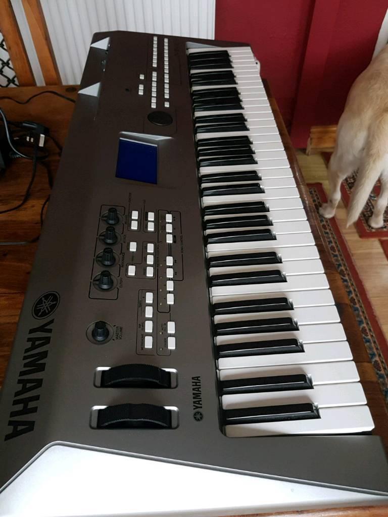 yamaha mm6 keyboard workstation 61 key in kennington kent gumtree. Black Bedroom Furniture Sets. Home Design Ideas