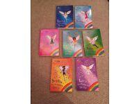 The Jewel Fairies - Rainbow Magic Fairy books 22-28