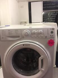***Newer style Hotpoint 6kg 1200spin washing machine***Free Delivery**Fitting**Removal