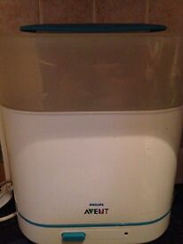 Philips avent electric steriliser, great condition