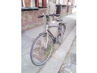 Ridgeback s/m size hybrid bike