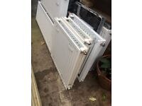 Compact Convector Radiator White