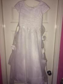Communion/ bridesmaid dress
