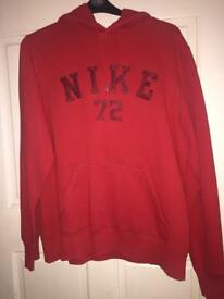 Nike hoody large