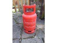 6kg Propane Calor Gas Bottle - Empty
