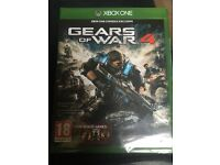 Gears of War 4 - unwanted gift - still in shrink wrapping