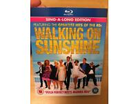 Walking on Sunshine Blu-Ray - NEW