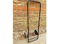 Handy two wheel trolley