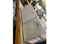 Tabletop freezers ready to pick up from recyk
