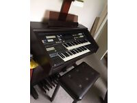 Technics GA1 organ