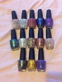 OPI nail polish nail varnish nail tech beautician nail art