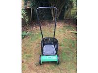 Push lawnmower FOC