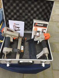 Paslode air nail guns