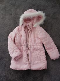 H & M coat age 4-5 years