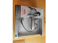 Sony NWZ-W202 Heaphone MP3 player