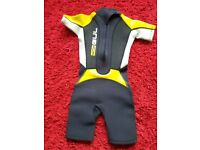 Gul childs wetsuit