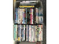 Over 90 DVD's (a joblot of film and tv DVD's)