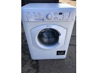 Hotpoint HE7F451 7kg 1400 Spin Washing Machine in White #4614