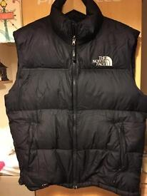 The north face body warmer large