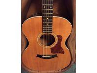 Taylor 214e acoustic guitar