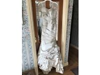 Victoria Jane for Ronald Joyce couture wedding dress