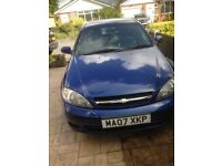 chevrolet lacetti for sale