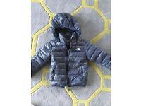 Boys North Face jacket age 2-4