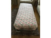 Single Fold-up Bed and Mattress