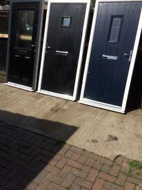 Upvc compasite doors brand new 40,39,38wide