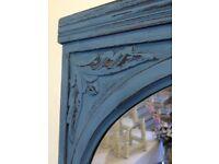 Annie Sloan Painted Vintage Mirror