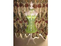 Beautiful Green Decorative female mannequin