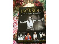 Michael Jackson high gloss super charge pictures - collectors pristine unused condition