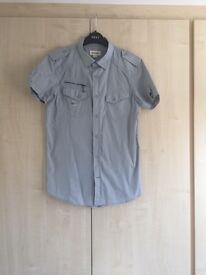 Mens / Boys Diesel Short Sleeve Shirt