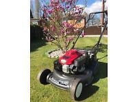 """Honda HRD 536 21"""" rear roller 2012!"""