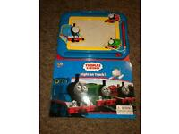 Thomas the thank engine book & board