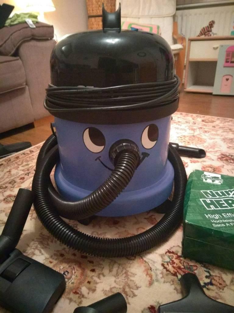 Numatic Charles wet/dry vacuum (industrial strength)