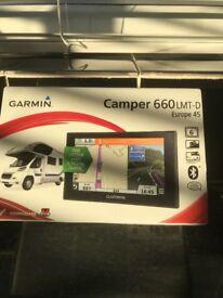Garmin camper 660 LMT-D Europe 45