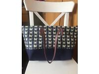 Pink lining Notting hill tote bag