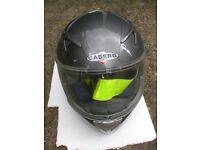 Motorcycle Helmet Caberg V2R Full Face Gunmetal Grey