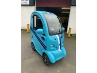 Mobility Scooter Cabin