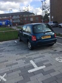 Nissan Micra the Great